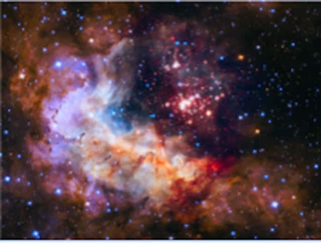 View the night sky in West Milford on June 25.