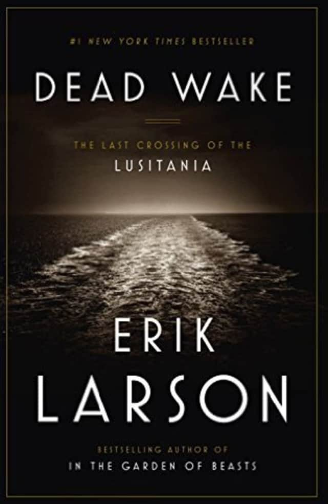 """Dead Wake,"" is about the sinking of the passenger ship Lusitania by a German U-Boat during  World War I."