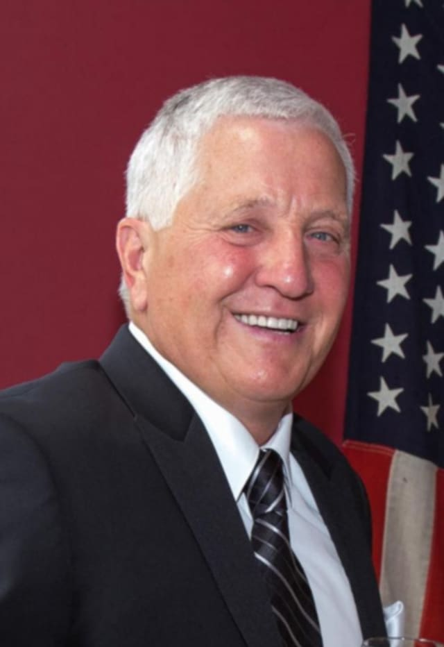 Charlie Pieragostini will receive the Citizen of the Year award.