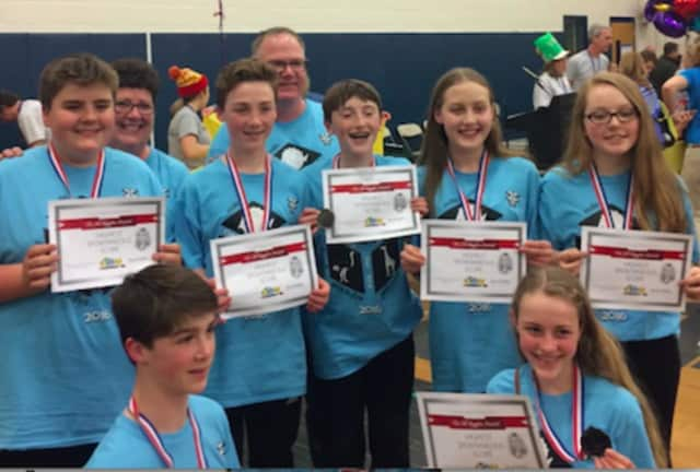 Danbury's Odyssey of the Mind team is heading to the World Finals in late May.