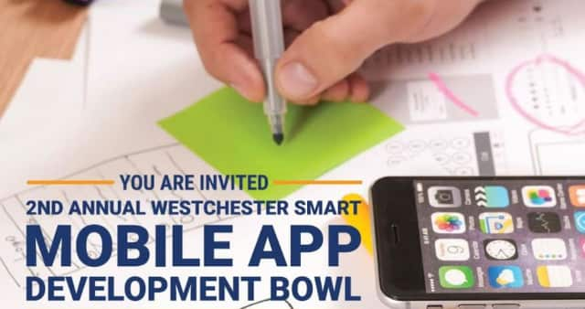 The Westchester Smart Mobile App Development Bowl comes to a conclusion with the judging of apps next week in Pleasantville.