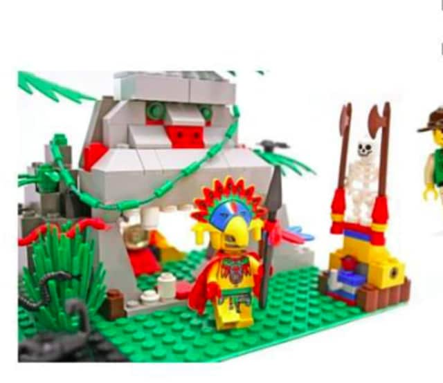 The Red Hook Public Library is hosting a LEGO Club on Friday, April 8, at 4:30 p.m.