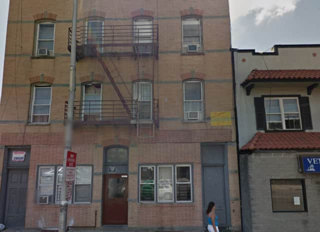 A fire at 14 Mount Vernon Ave. has left 26 displaced.