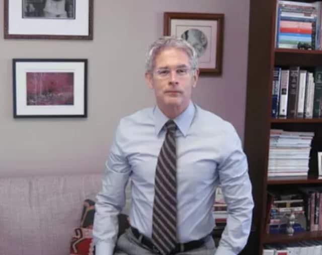 Byram Hills Superintendent Bill Donohue