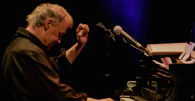 Bruce Hornsby, Grammy Award-winning singer and songwriter, pianist and composer, will perform at Sacred Heart University's Edgerton Center for the Performing Arts in Fairfield on Saturday, April 23, at 8 p.m.