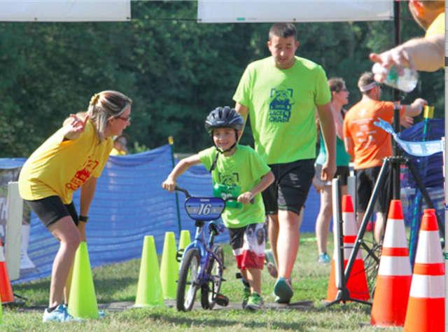 Wilton's Riverbrook Regional YMCA is seeking young triathletes