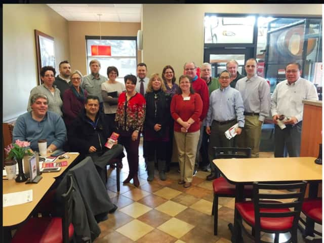 """Join the Brookfield Chamber of Commerce at its """"Business Before Breakfast"""" event Friday from 8-9:30 a.m. at Chick Fil A in Brookfield."""