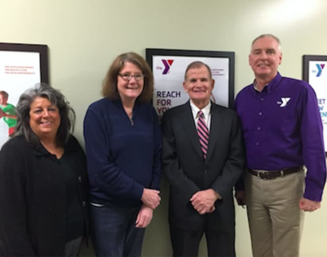 The Wilton Family YMCA has announced that Karen Birck and Bruce Hampson will be the recipients of this year's Distinguished Citizen Awards.