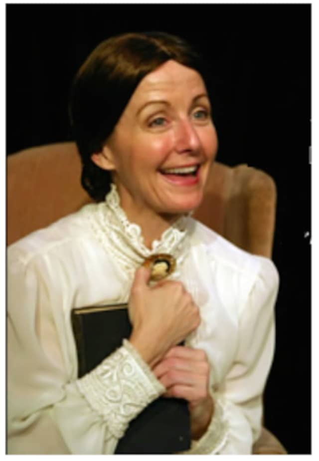 """The Brookfield Library is giving a free April 14 performance called """"Inside Emily Dickinson: Her Poetry & Her Life."""""""