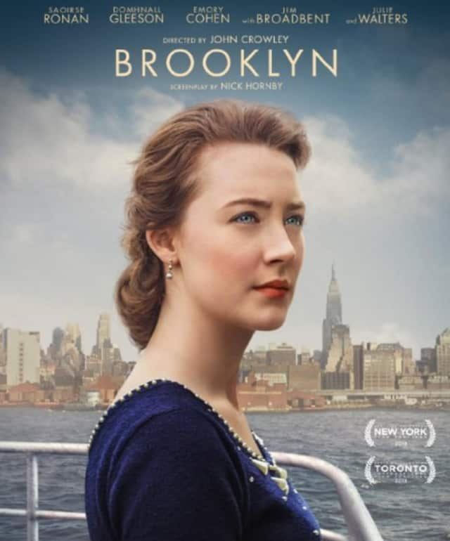 "The Bloomingdale Library will host a screening of ""Brooklyn."""