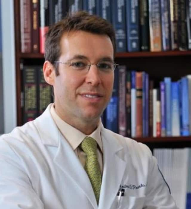 Dr. Andrew Pearle of Hospital for Special Surgery.