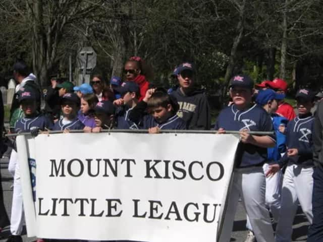 Mount Kisco Little League parade will start at the Old Post Office.
