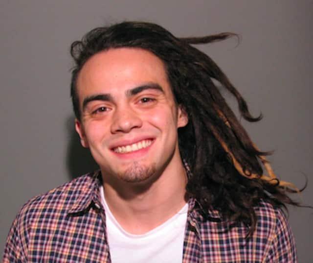 James Nakarin Lucchesi, 20, of 218 E. Rocks Road
