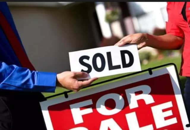 Real estate sales rose 5 percent in the first quarter in Fairfield County.