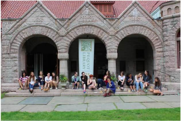 Great Minds of Connecticut, held at the Pequot Library in Fairfield, offers students in grades 7-12 the opportunity to explore literature and/or creative writing with college professors and other gifted scholars. Summer sessions will begin on June 27