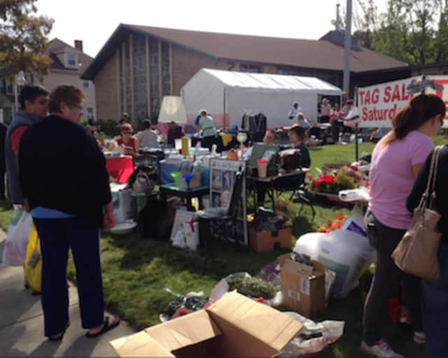 St. Thomas' Church will hold its annual tag sale in Bethel on July 8, 9, 15 and 16 from 9 a.m.-2 p.m.