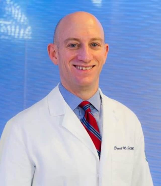 Dr. David M. Scher of Hospital for Special Surgery.