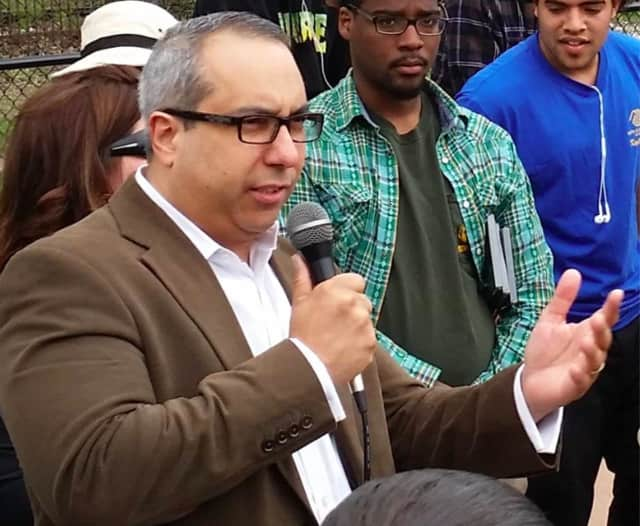 Passaic Mayor Alex Blanco.