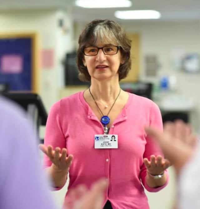 Dr. Jodi Katz, Medical Director of Valley Medical Group's Center for Integrative Medicine.
