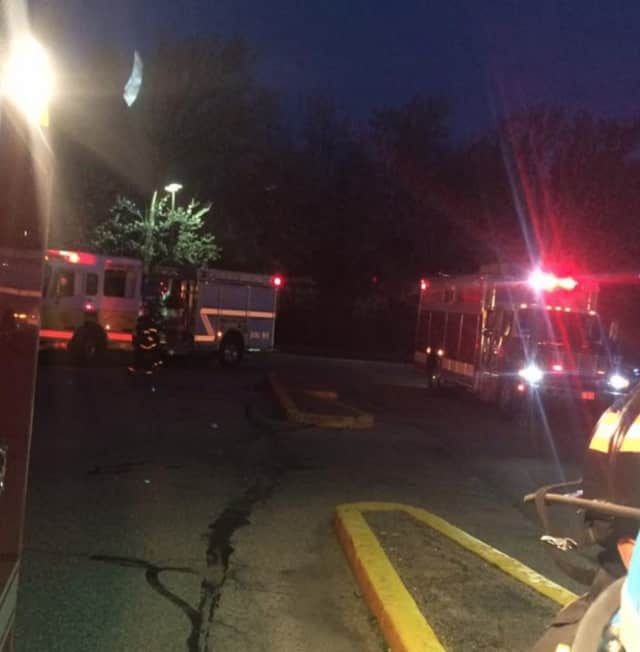 The Croton Fire Department was called to the ShopRite Shopping Center on South Riverside Avenue to investigate an unknown odor in the area just before 8 p.m. Thursday.