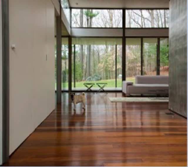 The New Canaan Historical Society offers a modern house tour with symposium and cocktail party to benefit the Society on May 14 at Grace Farms.