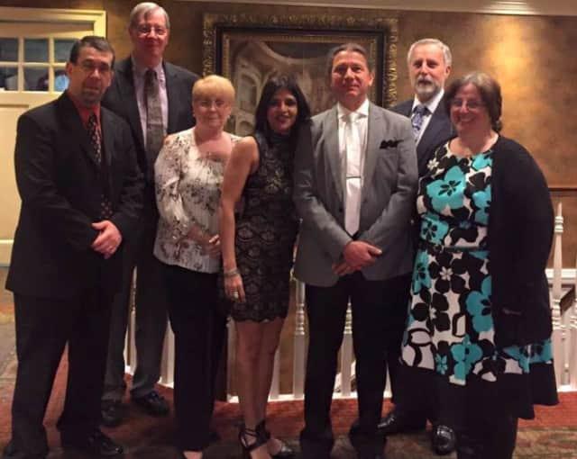 New Midland Park Volunteer Ambulance Corps officers for 2016: Joe Rector, Jeff Allyn, Donna Bovino, Laura Borchers, Alan Kooreman, Dave Wiseman and Claudia Manfredi.