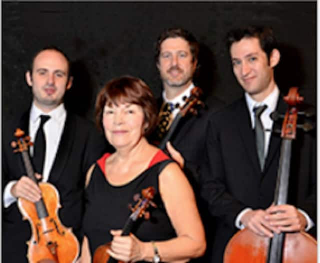 The Lumina String Quartet will perform May 7 at Norwalk Community College.