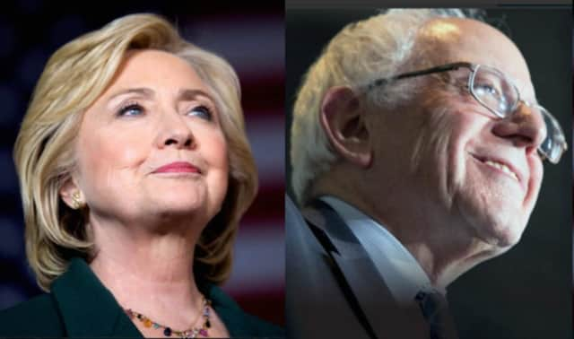 Interest in the race between Democratic presidential hopefuls Hillary Clinton and Bernie Sanders has led to more than 41,000 new Democrats to register to vote in Connecticut.