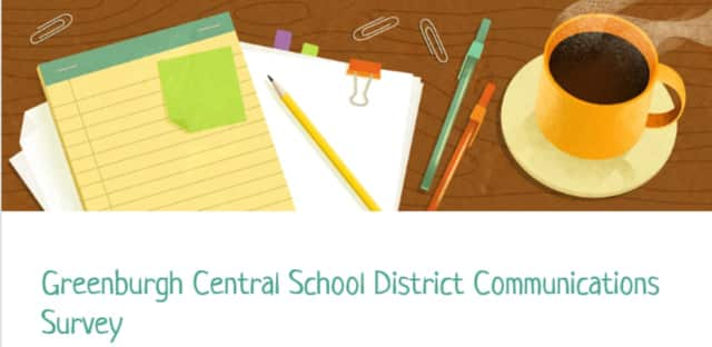 The Greenburgh Central School District is seeking residents' input on various topics regarding the town's education system