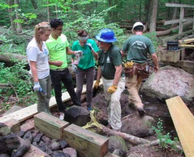 the 2015 trail crew