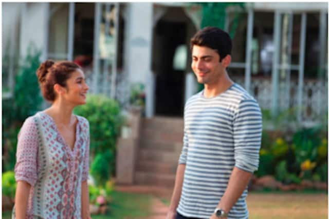 "A scene from the Indian film ""Kapoor and Sons."" The Indian Cultural Center of Greenwich introduces Indian Cinema to Lower Fairfield County."