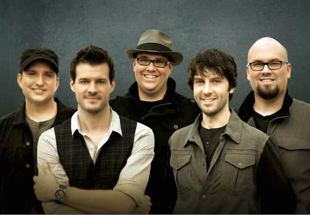 Big Daddy Weave will play Stamford's Palace Theatre on Wednesday.