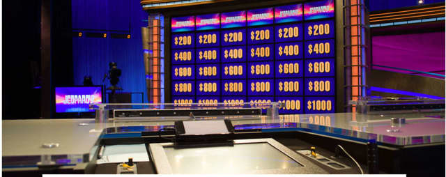 This year's Jeopardy! Teen Tournament included two teenagers from Darien.