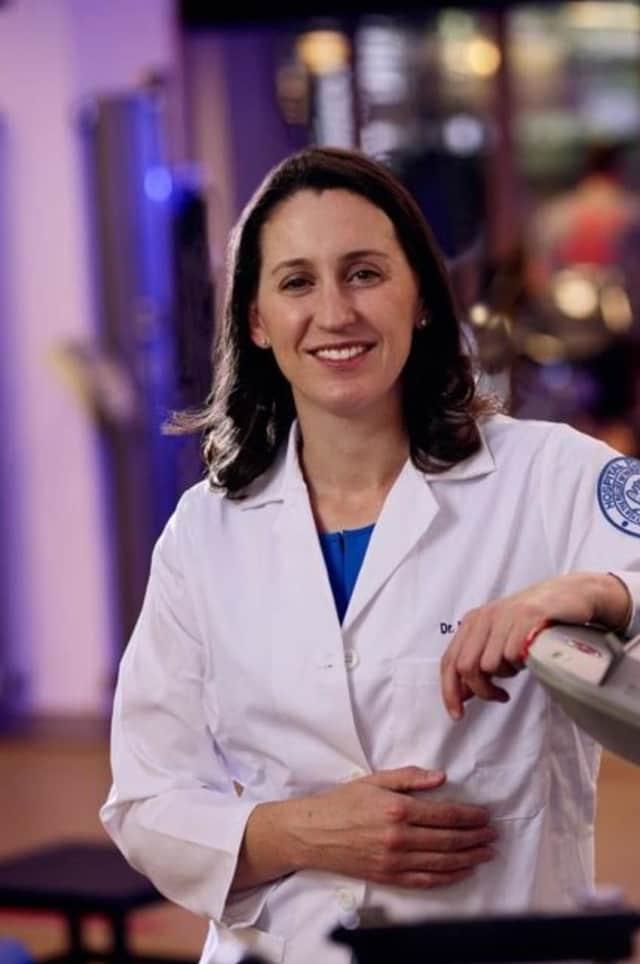 Dr. Moira McCarthy of HSS.