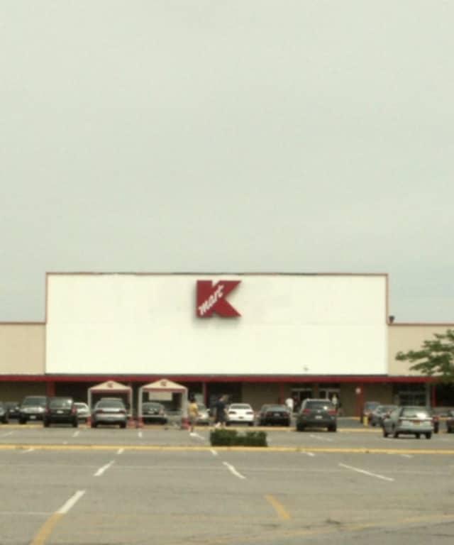 Kmart's Poughkeepsie location.