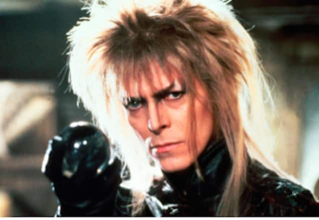"Stamford's Avon Theatre presents a Cult Classics screening of ""Labyrinth."""