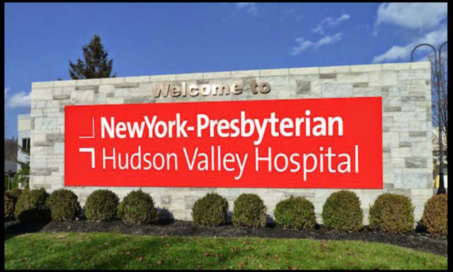 A man is thankful for the care he got at NewYork Presbyterian Hudson Valley Hospital.