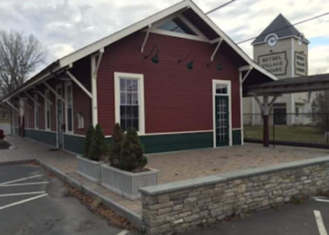 Bethel is looking for a business for its former downtown train station.