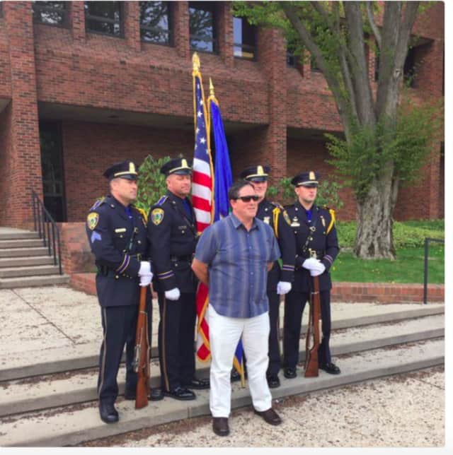 After 31 years of service, Fairfield Police Detective Peter Bravo has retired.