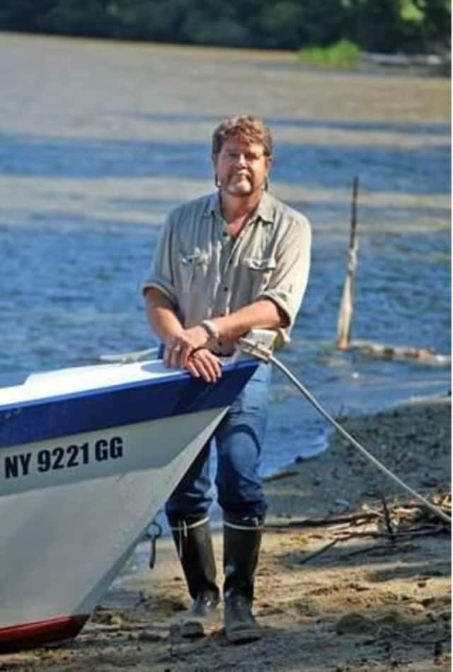 John Cronin's work in the Billion Oyster Project has been highlighted in the Poughkeepsie Journal.