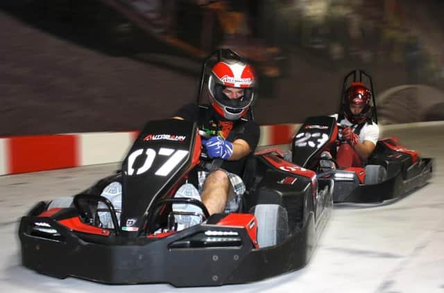 Get ready to step on the gas with the fastest fun in Nyack next week.