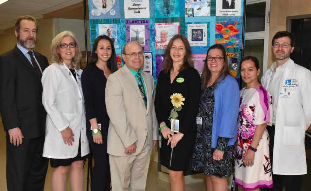Last week, The Valley Hospital and NJ Sharing Network honored those who donated organs and tissue.