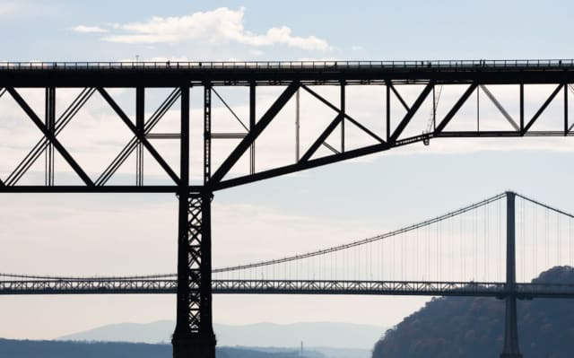 The walkway over the Hudson River in Poughkeepsie is one of the images used in a new digital lifestyle guide created by Houlihan Lawrence that touts living in Dutchess County.