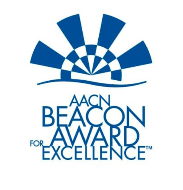 White Plains Hospital has been awarded the Beacon Award for Excellence by the AACN.