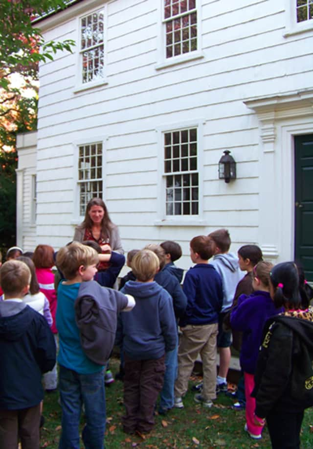 The Fairfield Museum and History Center is looking for docents.