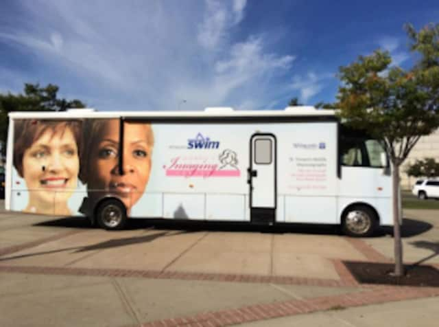 St. Vincent's Medical Center is bringing its mobile mammography van to several local sites in May and June.