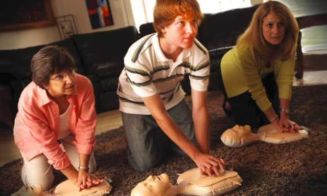HUMC is offering a free CPR class in Garfield.
