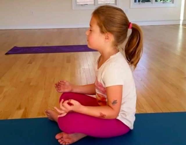 The Somers Library is offering a Yoga and Mindfulness class for teens and tweens.
