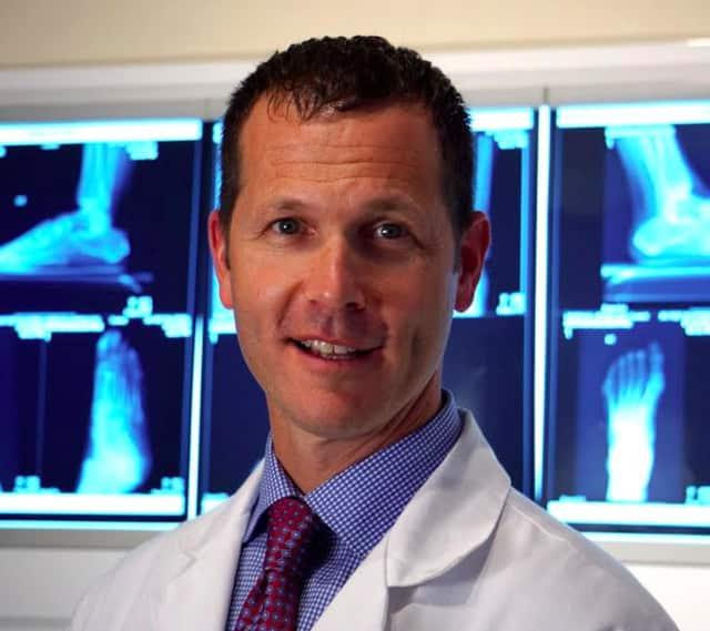 Dr. David S. Levine of HSS.