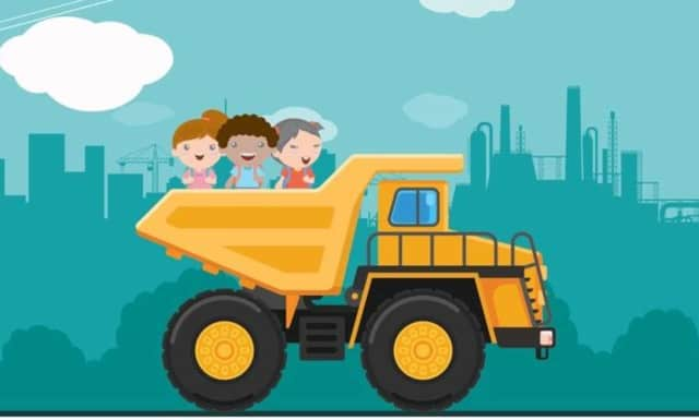 Touch-A-Truck comes to Fairfield on Saturday to kick off the Barnum Festival for 2016.